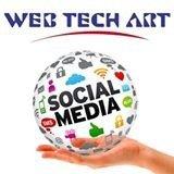 WEB TECH ART Logo