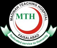 Madina Teaching Hospital Logo