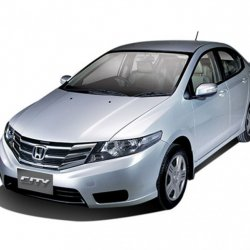 Honda City Aspire 1.5 i-VTEC Prosmatec Overview