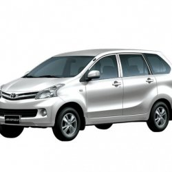Toyota Avanza 1.5 Up Spec