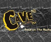 cave diner logo