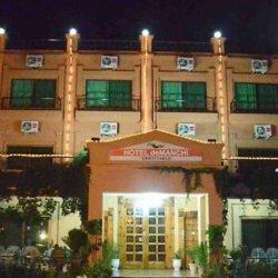 Hotel De Manchi Building