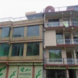 Pine Heaven Hotel building pic