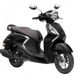 Yamaha Fascino 125 - Price