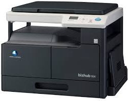 Konica Minolta Bizhub 164 A3 laser printer - Complete Specifications