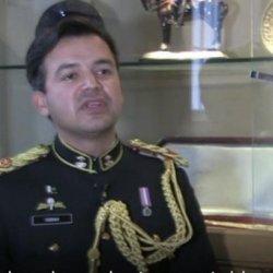 Major Uqbah Malik Biography