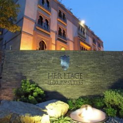 Heritage Luxury Suites Logo