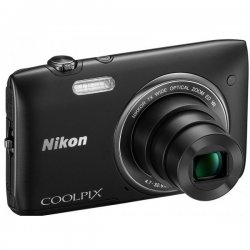 Nikon Coolpix S3500 mm Camera Overivew
