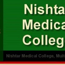 Nishtar Medical College And Hospital logo