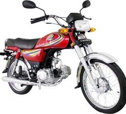 Crown Jazba 70cc Review