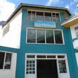 STC Motel Enternace