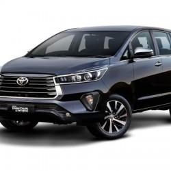 Toyota Innova Crysta - Car Price