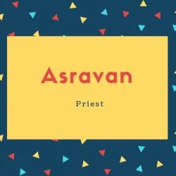 Asravan Name Meaning Priest