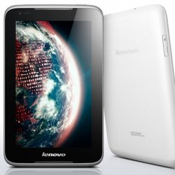 Lenovo IdeaTab A1000L Front Back image 2