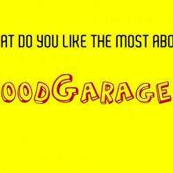 Food Garage Logo