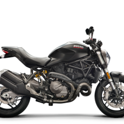 Ducati Monster 821 - black