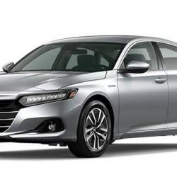 Honda Accord Hybrid EX-L