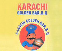 Karachi Golden Bar BQ Logo