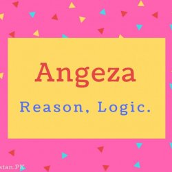 Angeza Name Meaning Reason, Logic