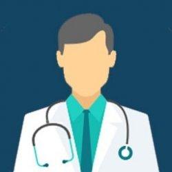 Dr. Major (retd) Dr Suneel Rajput logo