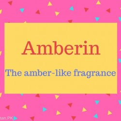 Amberin Name Meaning The amber-like fragrance.
