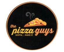 The Pizza Guys logo