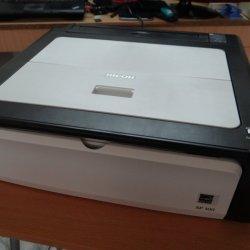 Ricoh Aficio SP 100 Monochrome Laser Printer - Complete Specifications
