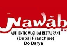 Nawab - Authentic Mughlai Restaurant, Do Darya Logo