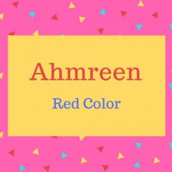 Ahmreen