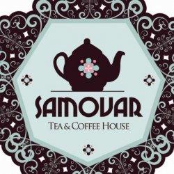 Samovar Tea & Coffee House Logo