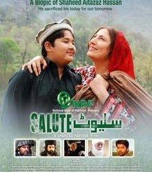 Salute Movie 2016 - Poster