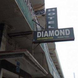 Hotel Diamond Front View