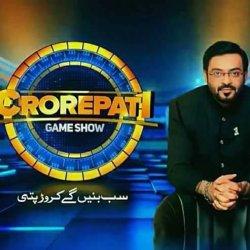 Crorepati Game Show Complete Details