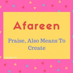 Afareen name meaning Praise, Also Means To Create.jpg