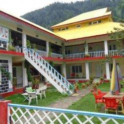 Hotel Naran Front View