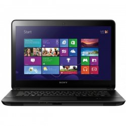 Sony Vaio Fit 14E-213 Black Core i3 ivy