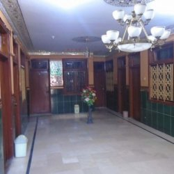 Shalimar Hotel Corridor