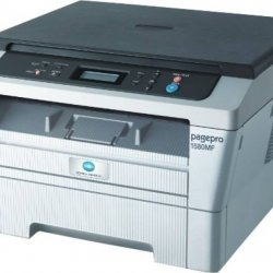 Konica Minolta - Pagepro 1580MF Multi-function Laser Printer - Complete Specifications
