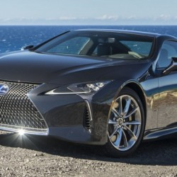 Lexus LC - Car Price