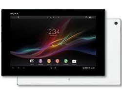 Sony Xperia Z Tablet Front