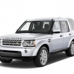 Land Rover Discovery 4 SE Overview