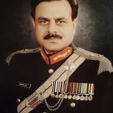 General Hameed Gull Complete Biography