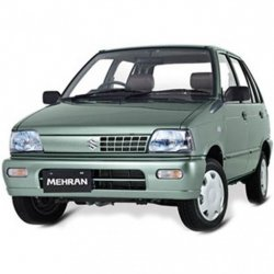 Suzuki Mehran VX Euro II overview