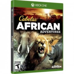 Cabelas African Adventures For Xbox One