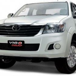 Toyota Hilux Vigo Champ Grade V Front view
