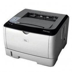 Ricoh - Aficio SP 300DN Duplex Networking printer - Complete Specifications