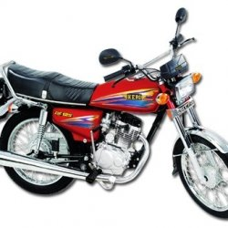 Asia Hero 125cc Self Start 1