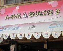 A-1 Snacks Logo