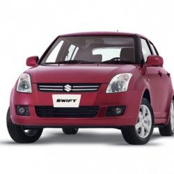 Suzuki Swift 1.3 DX Overview