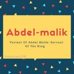 Abdel-malik
